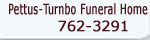 Pettus Turnbo Funeral Home
